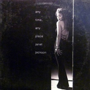 Janet Jackson - Any Time, Any Place - Virgin - Y-38435