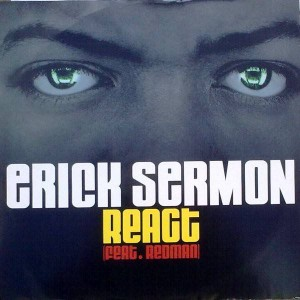 Erick Sermon - React - BMG - 74321 988491