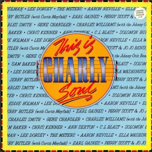 Various - This Is Charly Soul - Charly R&B - SAM. 1