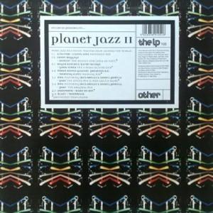 Various - Planet Jazz II - Other - the lp 105