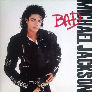 Michael Jackson - Bad - Epic - 450290 1
