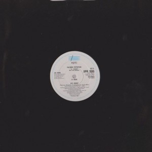 Gloria Estefan - Go Away - Epic - XPR1895