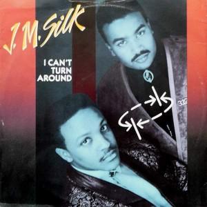 J.M. Silk - I Can't Turn Around - RCA - PT49794, RCA - PT 49794