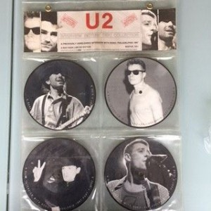 U2 - A Rare Interview With Bono - Baktabak - BAKPAK 1001