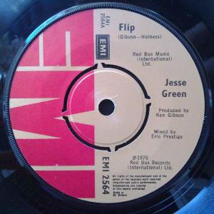 Jesse Green - Flip - EMI - EMI 2564