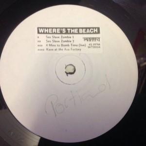 Where's The Beach - Sex Slave Zombie - Mantra Communications - WTB 004