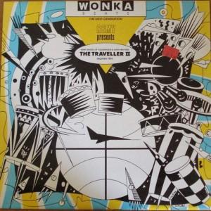 DJ Remy Presents Remy Unger / Lip Goodpeople & Sven Van Hees - The Traveller II - Wonka Beats - WONKA 1006