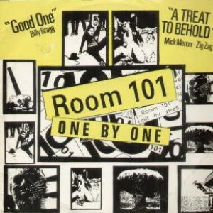 Room 101 - One By One - Red Bus Records - RBUSL 2200