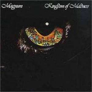 Magnum - Kingdom Of Madness - Jet Records - JETLP 210