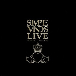 Simple Minds - Live In The City Of Light - Virgin - SMDL 1