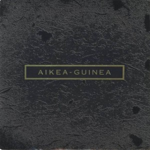 Cocteau Twins - Aikea-Guinea - 4AD - AD 501