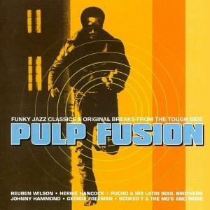 Various - Pulp Fusion - Harmless - HURTCD003