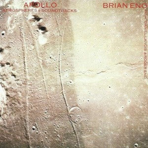 Brian Eno With Daniel Lanois & Roger Eno - Apollo (Atmospheres & Soundtracks) - EMI - 50999 6 84531 2 1, EMI - ENOCDX 10, Astralwerks - 50999 6 84531 2 1, Virgin - 50999 6 84531 2 1