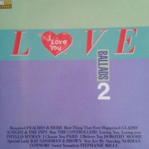 Various - Love Ballads 2 - Street Sounds - LVBAL 002
