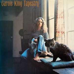 Carole King - Tapestry - Epic - EPC 82308, Ode Records - EPC 82308