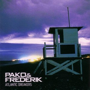 Pako & Frederik - Atlantic Breakers - GU Music - GUMU001CD