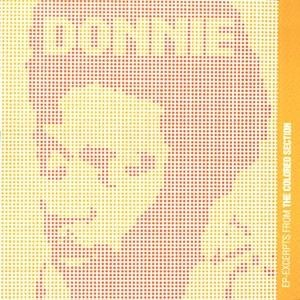 Donnie - Excerpts From The Colored Section EP - Giant Step Records - GSTP 7019-1