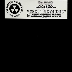 Blaze Feat. Alexander Hope - Feel The Music - Shelter Records - SHL-1024, Shelter Records - SHL 1024