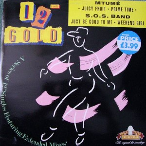 Mtume / The S.O.S. Band - Juicy Fruit / Just Be Good To Me - Old Gold - OG 4002