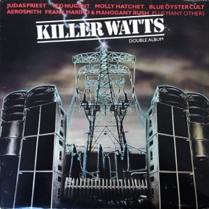 Various - Killer Watts - Epic - KW 1