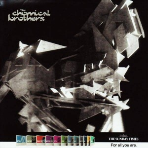 The Chemical Brothers - The Chemical Brothers - Parlophone - UPCHEMB001, Freestyle Dust - UPCHEMB001, Upfront - UPCHEMB001, EMI - UPCHEMB001, The Sunday Times - UPCHEMB001