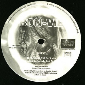 Bon-Vie - My Music - Bon Vie - Bonv001