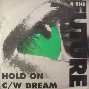 2 4 The Future - Hold On - Debut - DEBTX 3126