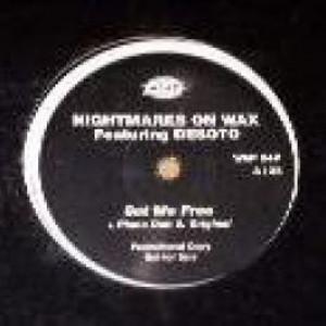 Nightmares On Wax Featuring Desoto - Set Me Free - Warp Records - WAP 24P