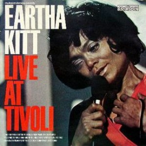 Eartha Kitt - Eartha Kitt Live At Tivoli - Contour - 2870 148