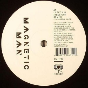 Magnetic Man - I Need Air (Redlight Remix) / Mad - Columbia - 88697758511