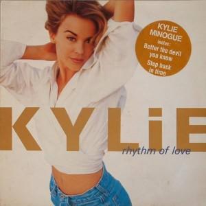 Kylie Minogue - Rhythm Of Love - CBS - CBS 467698 1, CBS Dance Pool - 467698 1