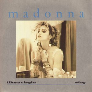 Madonna - Like A Virgin / Stay - Sire - W9210, Sire - 929210-7, Sire - W 9210