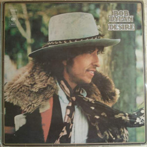Bob Dylan - Desire - CBS - CBS 86003, CBS - 86003