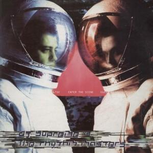 DJ Supreme vs. Rhythm Masters - Enter The Scene - Distinct'ive Records - DISNT 40