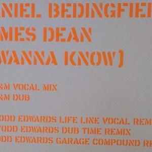 Daniel Bedingfield - James Dean (I Wanna Know) - Polydor - DB2