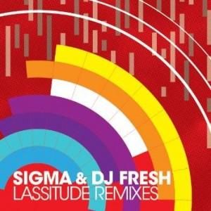 Sigma & Fresh - Lassitude Remixes - Breakbeat Kaos - BBK 037R