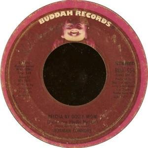 Norman Connors - Betcha By Golly Wow /  Kwasi - Buddah Records - BDA 554