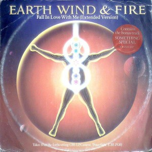 Earth, Wind & Fire - Fall In Love With Me (Extended Version) - CBS - CBS A 13-2927, CBS - A 13-2927, CBS - CBS A 13 2927