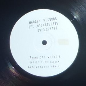 Entropic - Tribadism - Whoop! Records - WH010
