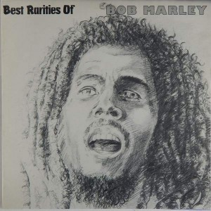 Bob Marley - Best Rarities Of - Time Wind - B/50037