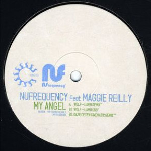NUfrequency Feat. Maggie Reilly - My Angel (Wolf + Lamb Remixes) - Rebirth - REB054