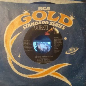 David Bowie - Young Americans / Knock On Wood - RCA - GB-10469