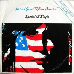 Patrick Juvet - I Love America - Casablanca - CAF 132