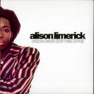 Alison Limerick - Come Back (For Real Love) - Arista - BACK 1