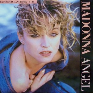 Madonna - Angel (Extended Dance Mix) - Sire - W 8881 T, Sire - 920 386-0, Sire - W 8881 (T)