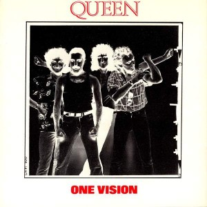Queen - One Vision - EMI - QUEEN 6