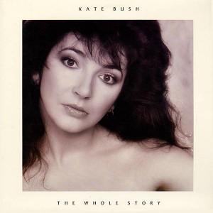 Kate Bush - The Whole Story - EMI - KBTV 1, EMI - 26 1201 1