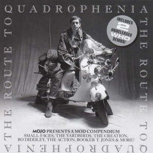 Various - The Route To Quadrophenia - Mojo Magazine - December 2011