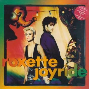 Roxette - Joyride - EMI - EMD 1019