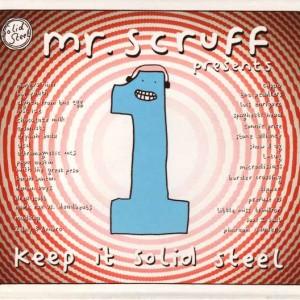 Mr. Scruff - Keep It Solid Steel - Ninja Tune - ZEN CD84, Ninja Tune - 5021392244129